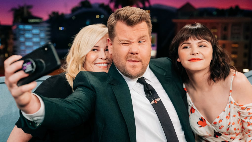 Late Late Show With James Corden 112