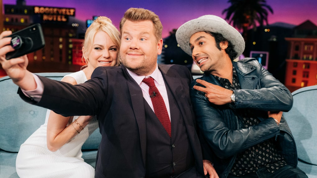 Late Late Show With James Corden 110