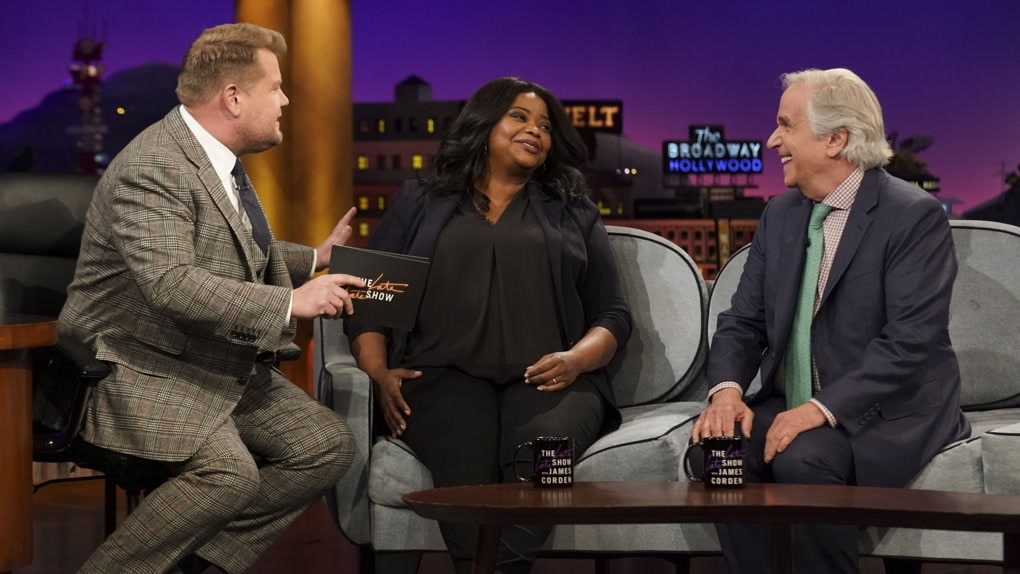 Late Late Show With James Corden 117