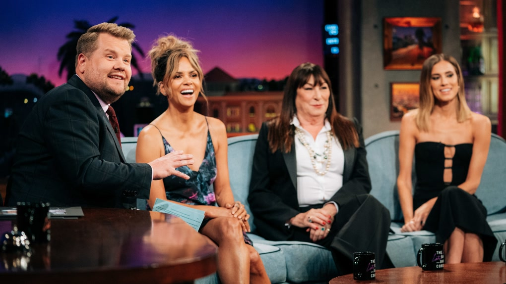 Late Late Show With James Corden 118