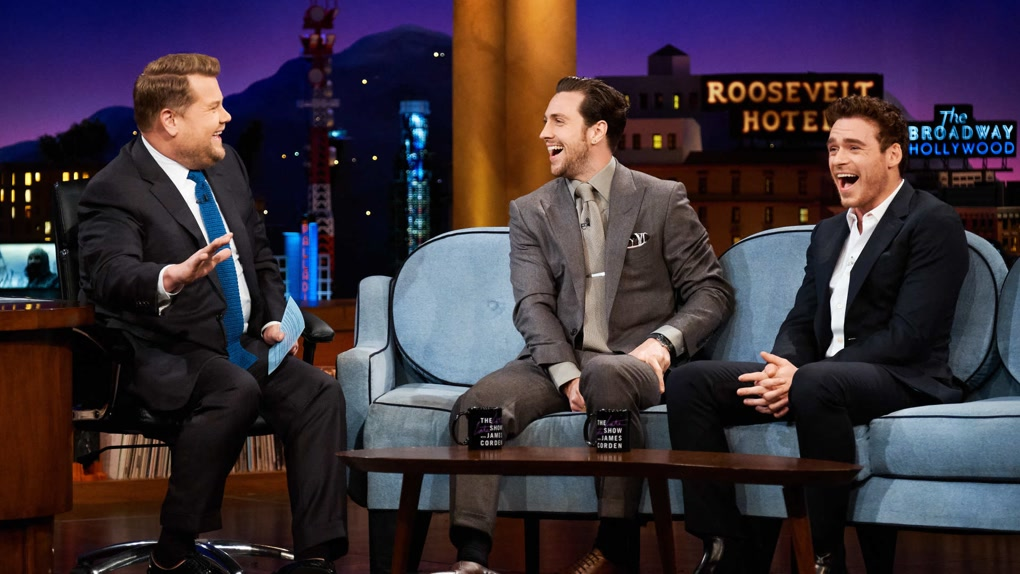 Late Late Show With James Corden  32