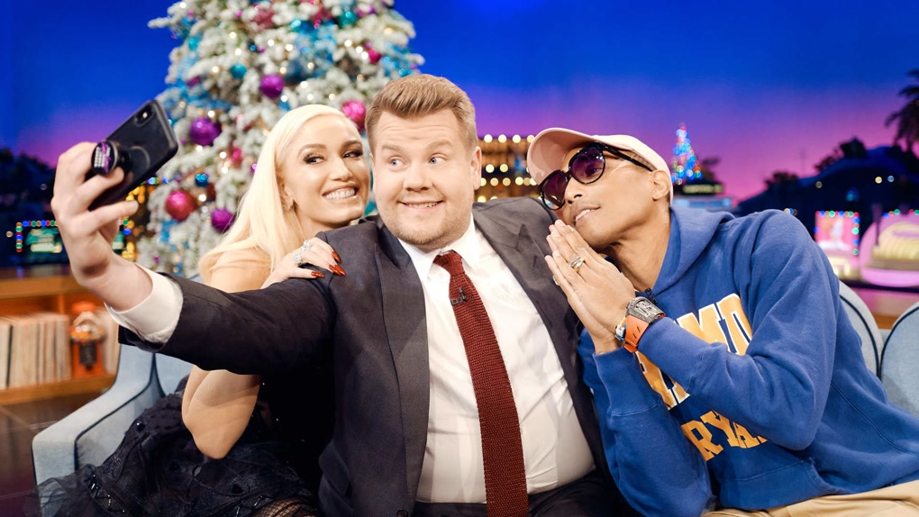 Late Late Show With James Corden  53