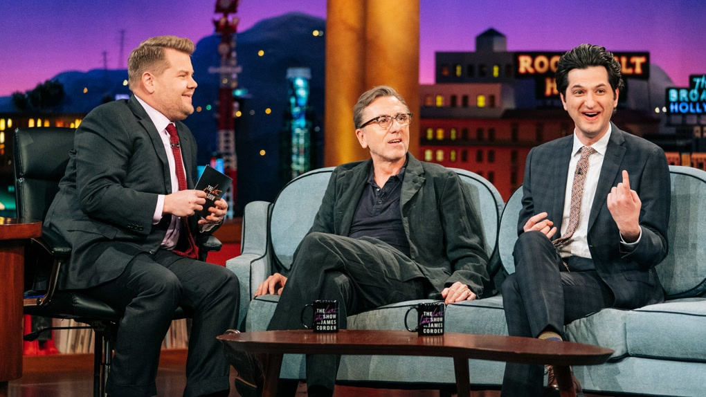 Late Late Show With James Corden  91