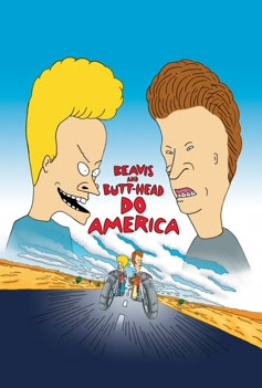 Beavis And Butt-Head Do America image