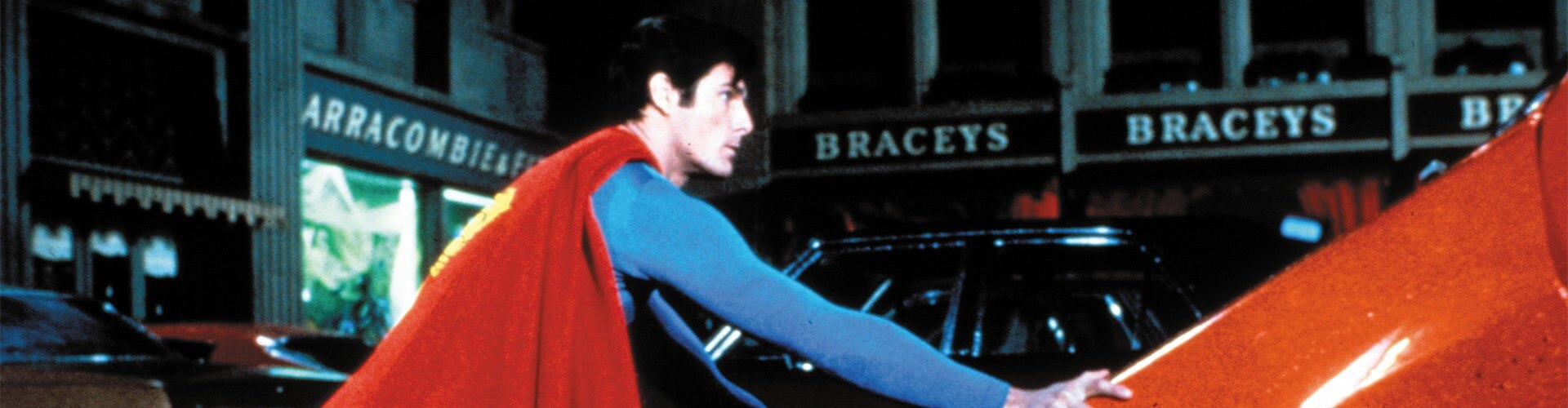 Watch Superman IV - The Quest For Peace Online