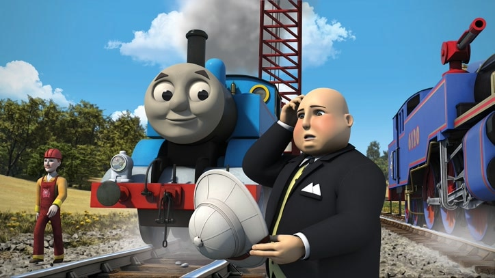 Watch Thomas and Friends: Dinos And Di... Online