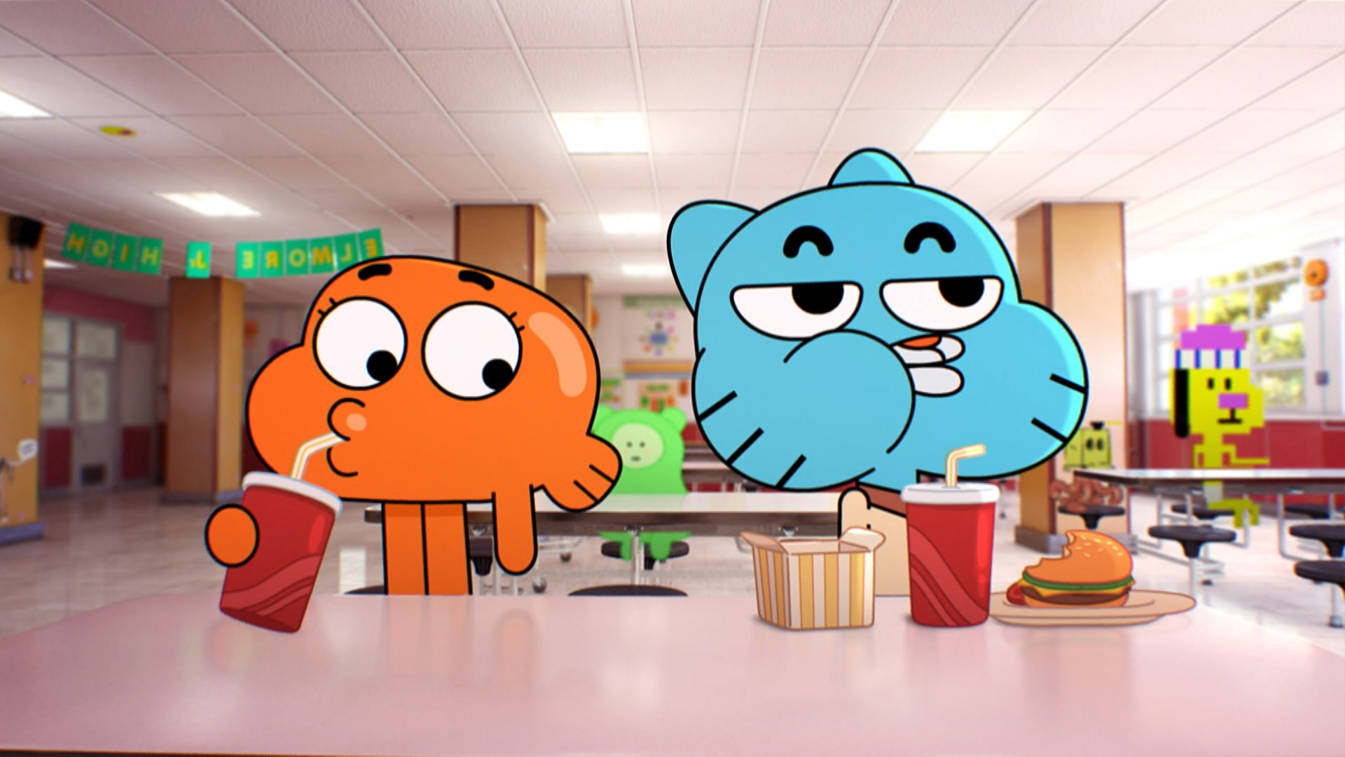 Gumball Streaming