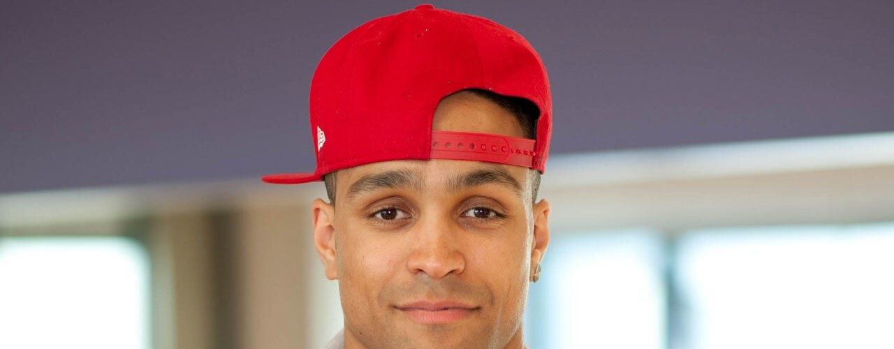 Watch Ashley Banjo's Big Town Dance Online