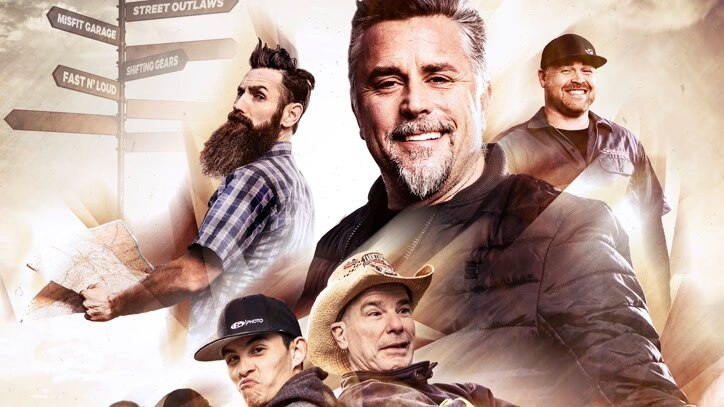 Watch Street Outlaws (Vs. Fast N' Loud Me Online