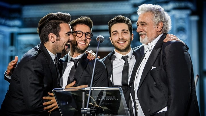 Watch Il Volo With Placido Domingo... Online