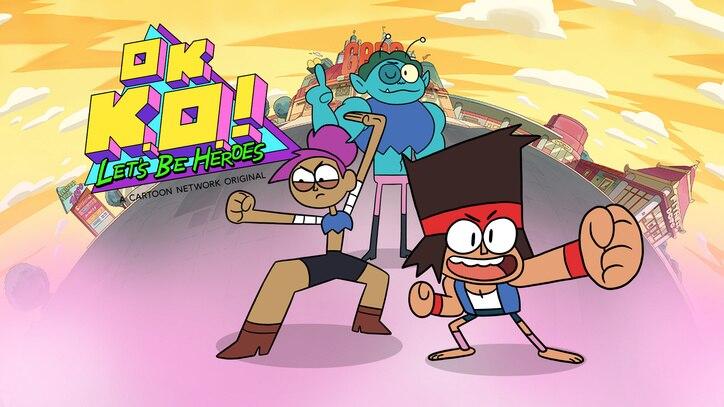 Watch OK K.O.! Let's Be Heroes Online