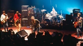 Oasis Live At The Barrowlands... image