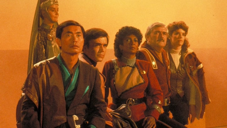 Watch Star Trek III: The Search For... Online