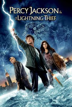 Percy Jackson & The Lightning... image