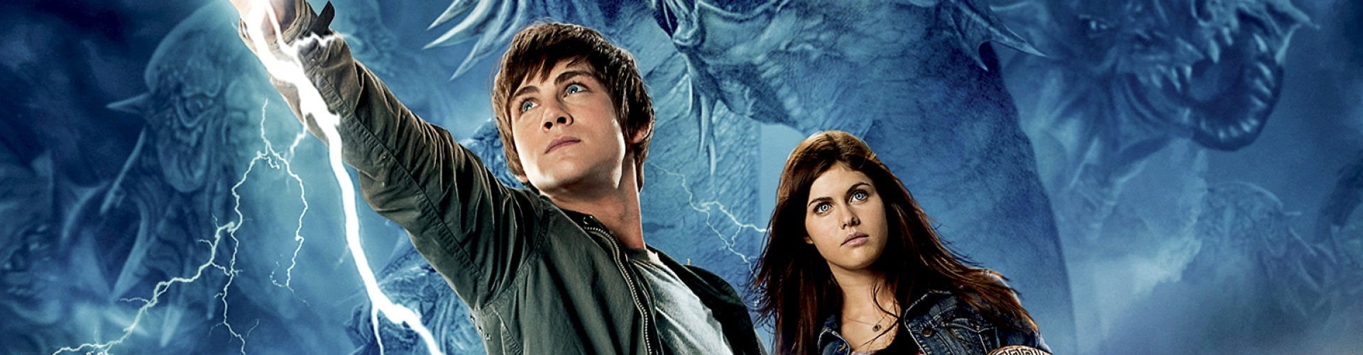 Watch Percy Jackson & The Lightning... Online