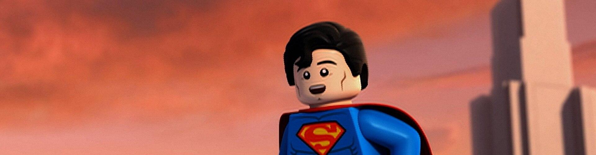 Watch Lego DC Comics Super Heroes.... Online
