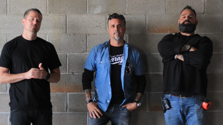 Watch Garage Rehab Online