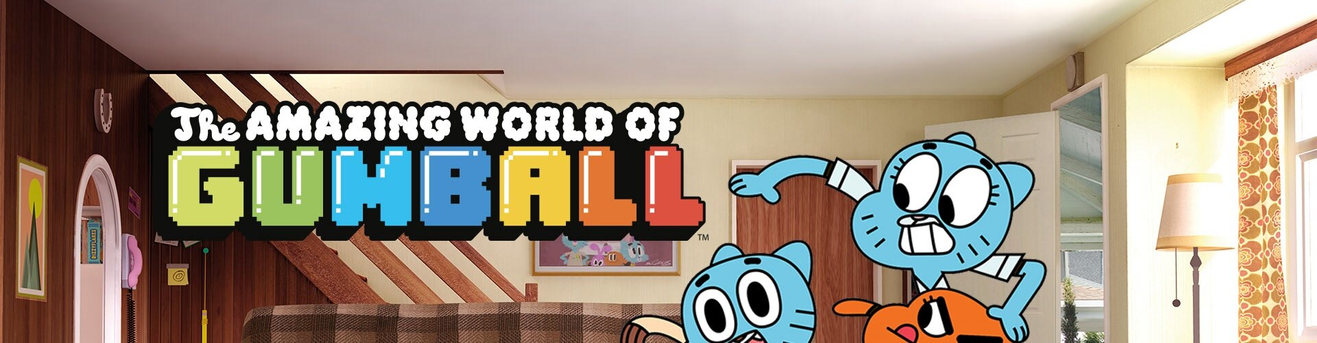 Watch The Amazing World of Gumball Online