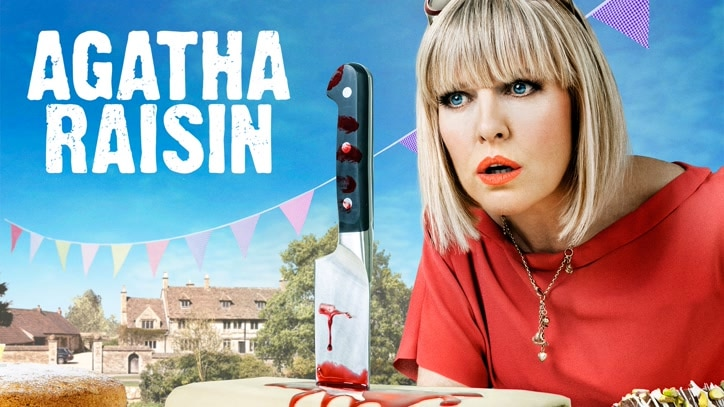 Watch Agatha Raisin Online