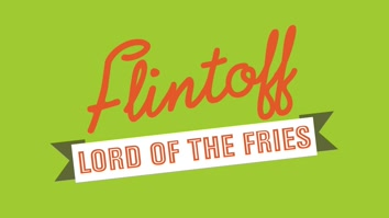 Flintoff: Lord Of The Fries