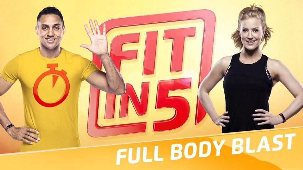 EPISODE 5 - Sarah-Jane & Marvin: Full Body Blast   5