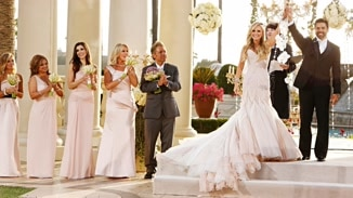 Tamra's OC Wedding image