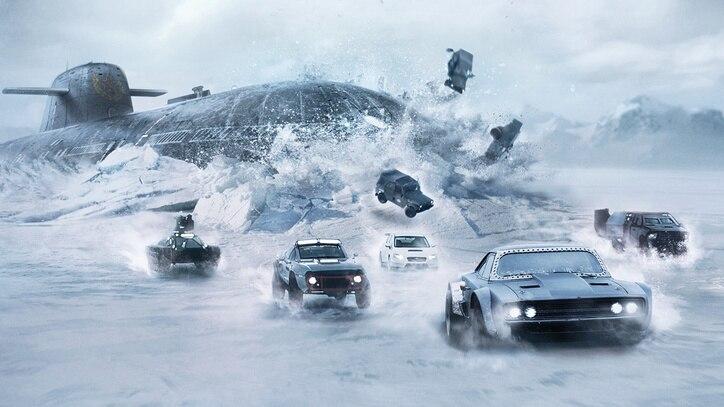 Watch Fast & Furious 8 Online