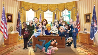 Our Cartoon President image