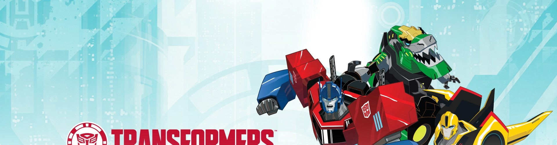 Watch Transformers: Robots in Disguise Online