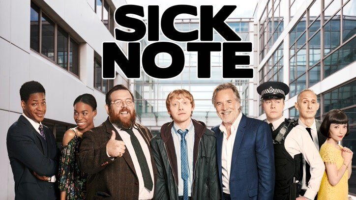 Watch Sick Note Online