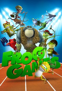 Frog Games image