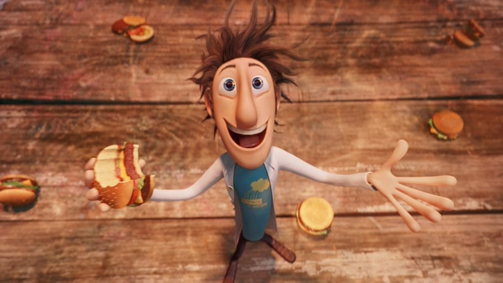Watch Cloudy With A Chance Of Meatballs Online