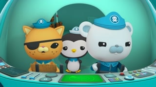 Octonauts And The Monster Map