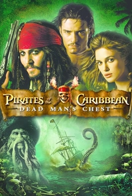 Pirates Of The Caribbean: Dead...