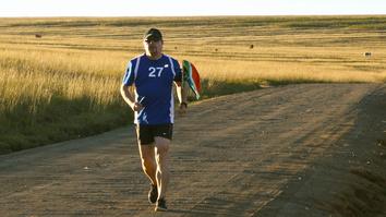 Eddie Izzard's Mandela Marathons