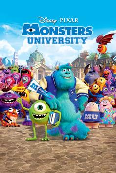 Monsters University image