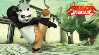 Kung Fu Panda: Legends image