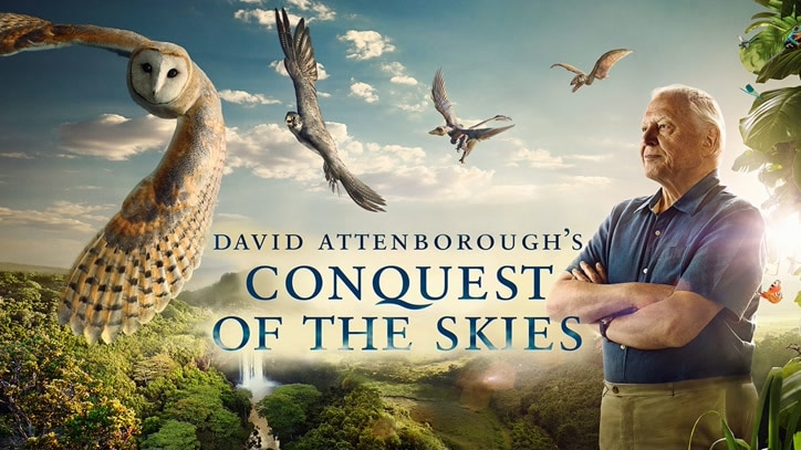 Watch David Attenborough's Conquest... Online