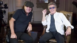 Brian Johnson's A Life On The Road image
