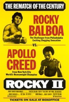 Rocky II image