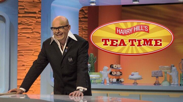 Watch Harry Hill's Tea Time Online