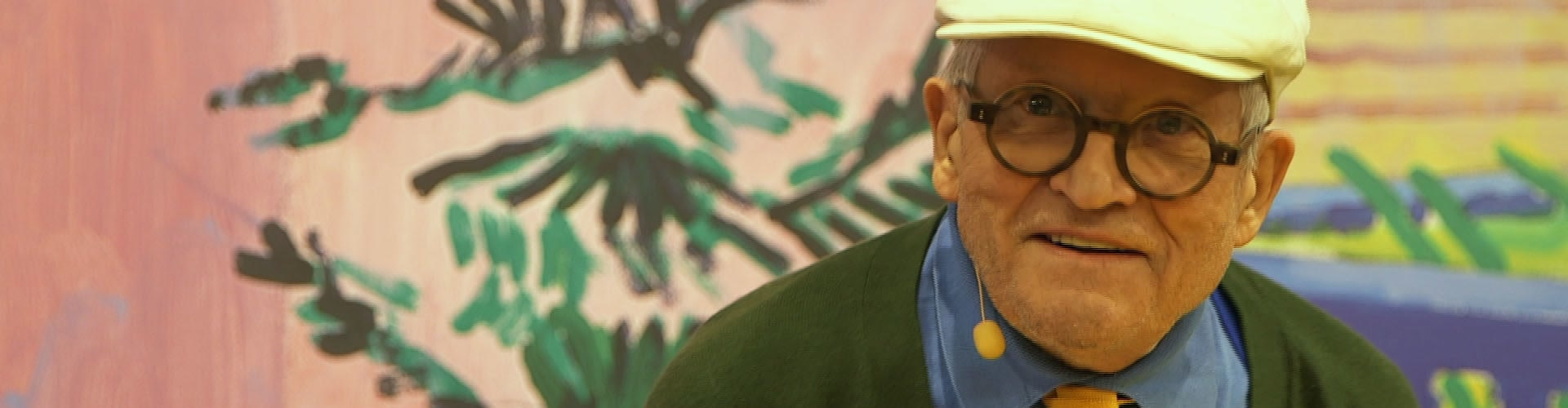 Watch David Hockney: Time Regained Online