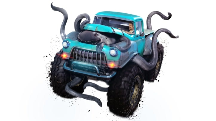 Watch Monster Trucks Online