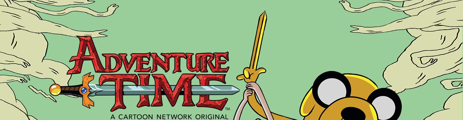 Watch Adventure Time Online