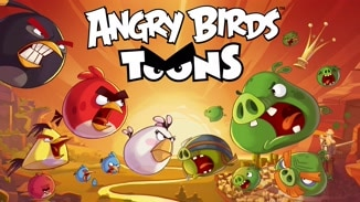 Angry Birds Toons image