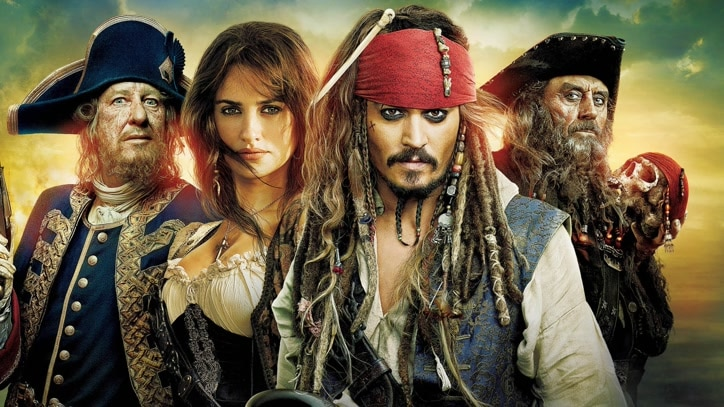 Watch Pirates Of The Caribbean: On... Online