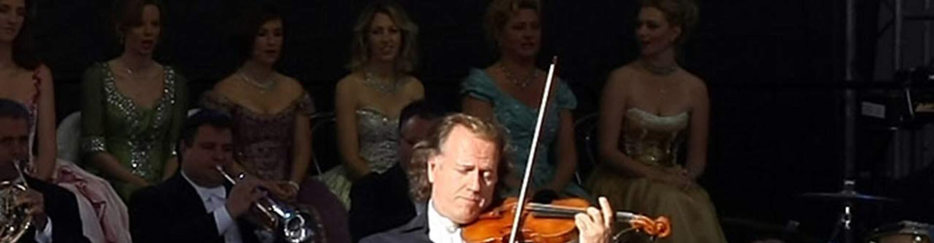 Watch Andre Rieu: Roses From The South Online