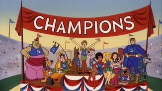 Scooby's All-Star Laff-A-Lympics image