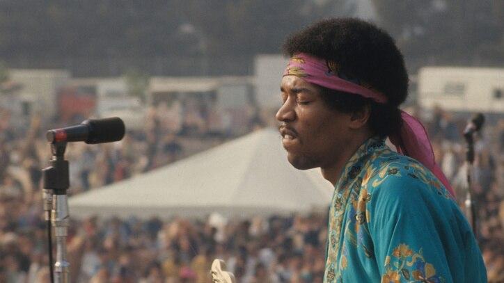 Watch Jimi Hendrix: Electric Church Online