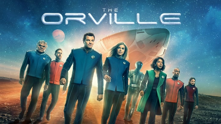 Watch The Orville Online